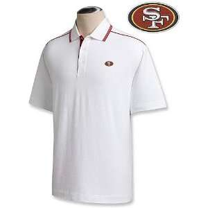 & Buck San Francisco 49Ers Mens Baseline Organic Polo Extra Large