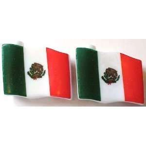 8 Mexico Mexican Flag Covers on 10 Light Party String
