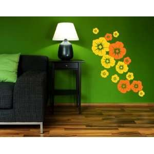 Blossom Mix   Vinyl Wall Decal