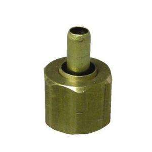 Watts 5/8 in. Brass Compression Nut with Insert A 304 at The Home