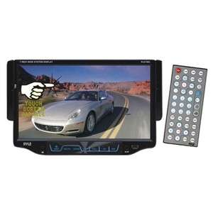 LCD TOUCH SCREEN STEREO CAR RADIO CD/DVD/ PLAYER