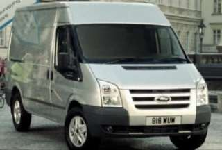 2011 Ford Transit SWB Limited Black Van Vans