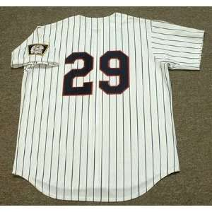 ROD CAREW Minnesota Twins 1969 Majestic Cooperstown Throwback Home