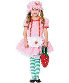 Pink Gingham Dress  Country Girl Costume