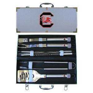 South Carolina Gamecocks NCAA Barbeque Utensil Set w/Case