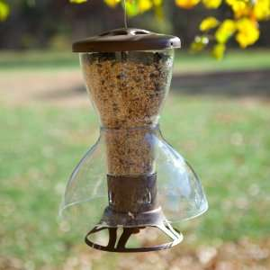 Top Flight Squirrel Proof Fortress Bird Feeder Patio, Lawn & Garden