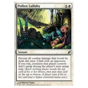 Pollen Lullaby Collectible Trading Card Playset Toys & Games