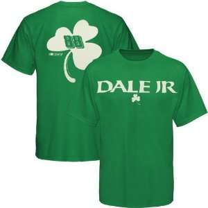 #88 Dale Earnhardt Jr. Kelly Green St. Patricks Day Two