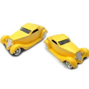 fenders Diecast Model Car 164 Scale M.Yellow Toys & Games