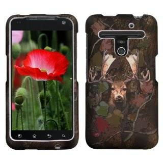 FALL LEAVES CAMO CAMOUFLAGE HUNTER HARD PROTECTOR SNAP ON COVER CASE