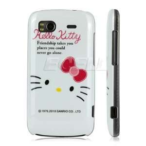HELLO KITTY BACK CASE COVER FOR HTC SENSATION Cell Phones