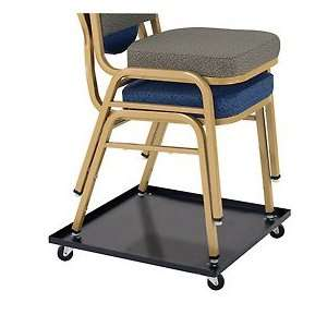 Universal Dolly For Multi Purpose Stacking Chairs