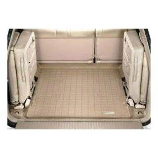 2007 Toyota Land Cruiser Tan WeatherTech Cargo Liner [For Vehicles