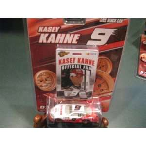 2007 Kasey Kahne # 9 Dodge Dealers Charger 1/64 Scale & Mini