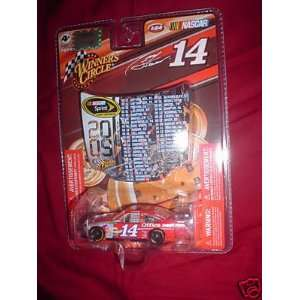 NASCAR Sprint Cup Schedule 1/24 Scale Hood Winners Circle Toys