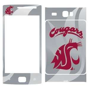 State University Vinyl Skin for Samsung Focus Flash Electronics