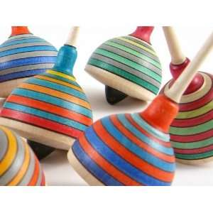 Wooden Spinning Top   Fridolin Toys & Games
