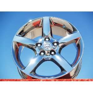 Altima Set of 4 genuine factory 17inch chrome wheels Automotive