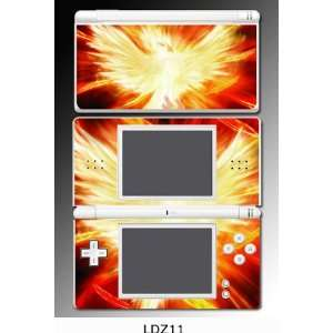 Fire Phoenix Reborn Flaming Game Decal Cover Vinyl Skin Protector #11