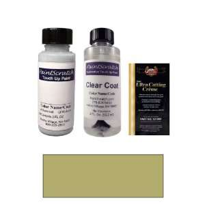 Oz. Stone Gray Metallic Paint Bottle Kit for 1998 Hyundai Sonata (SH