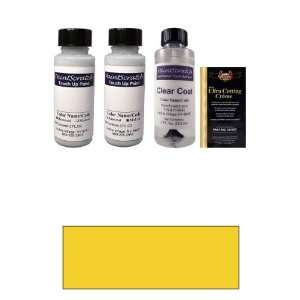Tricoat 2 Oz. Rio Yellow Pearl Tricoat Paint Bottle Kit for 2009 Honda
