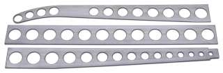 FORD MODEL A 1928 1929 1930 1931 FRAME BOXING PLATES FULL DRILLED SET