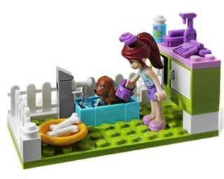 You are bidding on 1 complete set of LEGO Friends 3942 Heartlake Dog