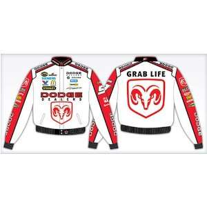 Kasey Kahne Dodge Twill NASCAR Uniform Jacket by JH Design