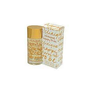 Clinique Happy to Be for Women .14 oz Pure Perfume Spray