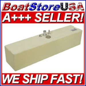 Moeller Below Deck Plastic Fuel Tank 19 Gallon 032719