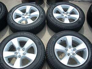 17 2011 DODGE CHARGER WHEELS TIRES RIMS MAGNUM 300